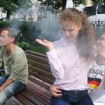 Курение - это большое зло